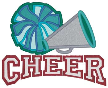 Cheer 3d Puff