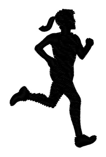 Sm. Running Woman