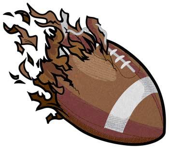 Shredded Football