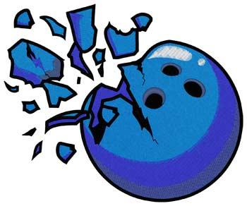 Exploding Bowling Ball