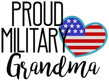 Military Grandma
