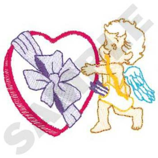 Cupid W/ Heart