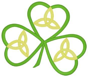 Irish Celtic Symbol