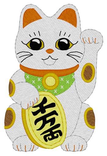 Japanese Luck Cat